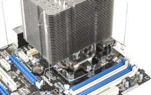 кулер процессора с пассивным охлаждением