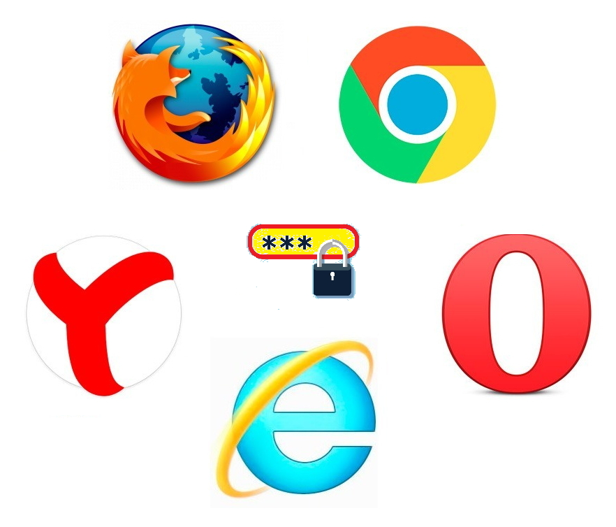 Как сохранять/удалять пароли в браузере