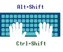 Как поменять сочетание клавиш для смены языка ввода в Windows 10