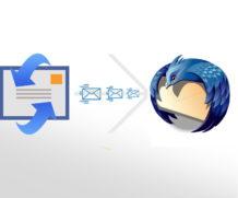 Как перенести почту из Outlook в Thunderbird