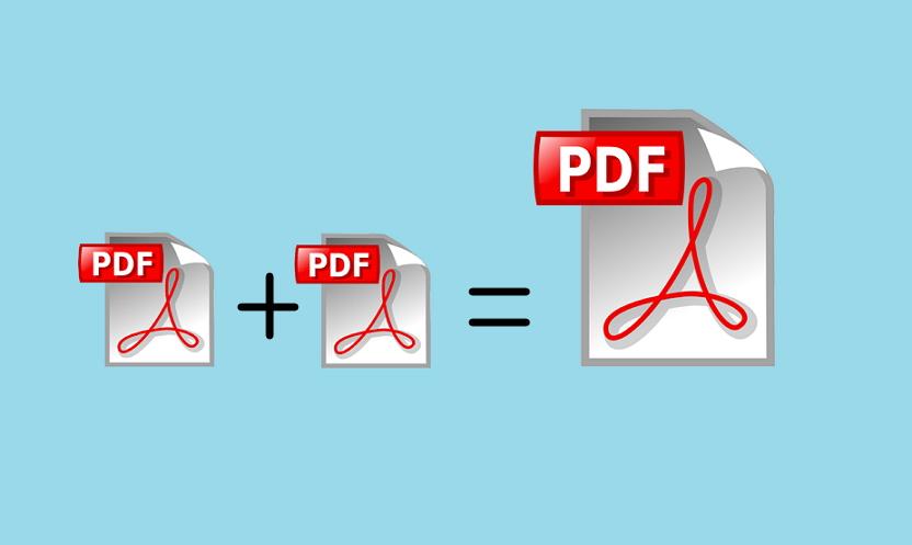 Как объединить PDF файлы в один документ