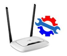 Настройка Wi-Fi роутера TP-Link WR841N