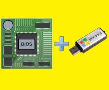 Загрузочная флешка не определяется в BIOS