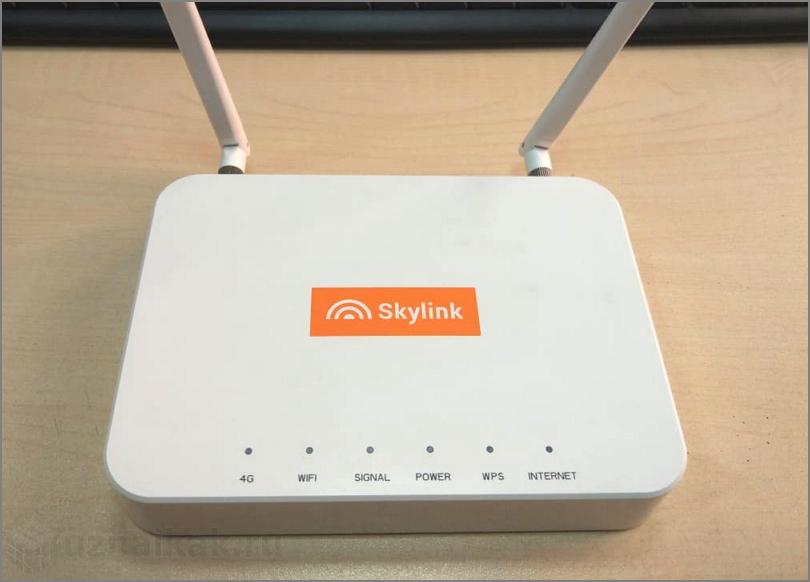 wi-fi роутер SkyLink V-FL500